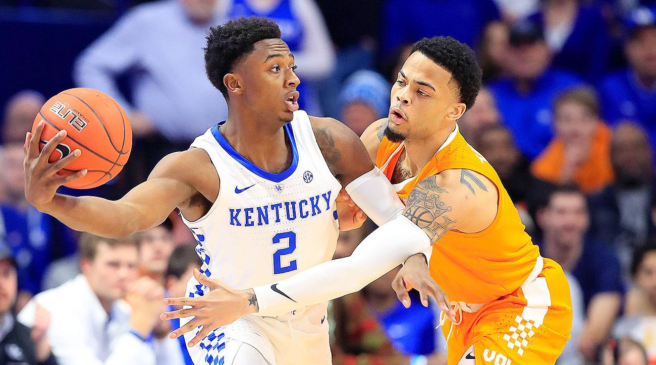 It is a photo of Unforgettable University of Kentucky Basketball Schedule Printable