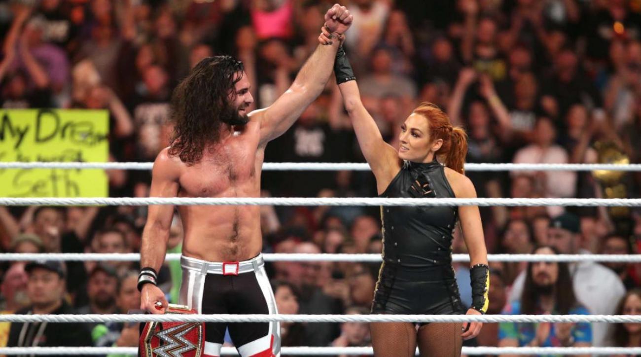 Becky Lynch: WWE mishandled Seth Rollins relationship story
