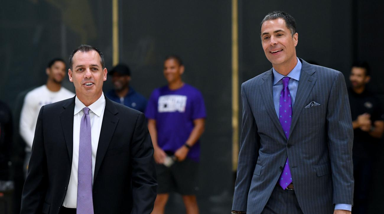 How Does Frank Vogel Plan to Use LeBron James, Anthony Davis? | Crossover Podcast