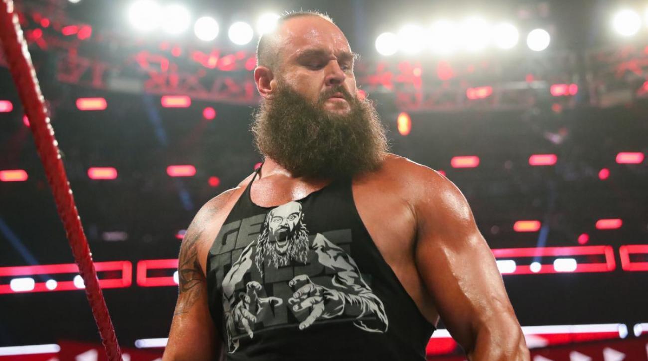 WWE wrestling news: Braun Strowman wants big WrestleMania spot