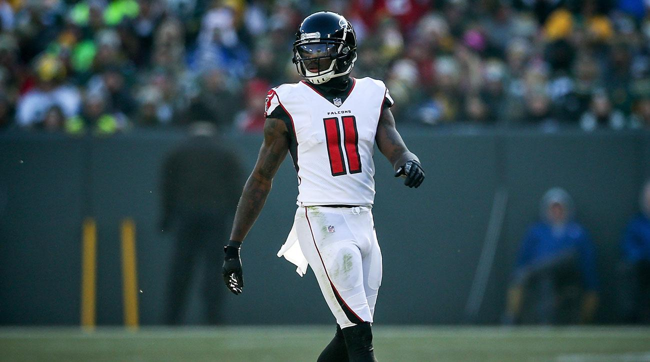 Falcons GM Wants to Make Julio Jones Highest-Paid Receiver in NFL