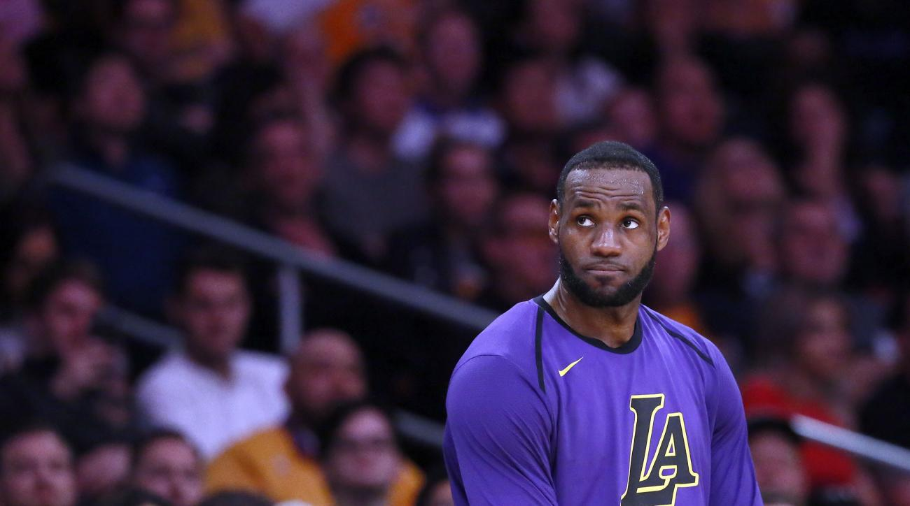 Report: LeBron James 'Shocked' By David Griffin's Comments About Time With Cavaliers