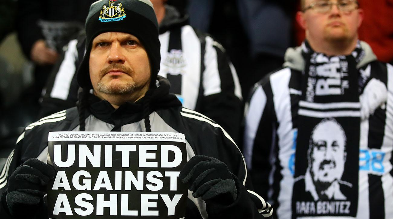 Newcastle is an EPL relegation candidate due to bad owner | SI com