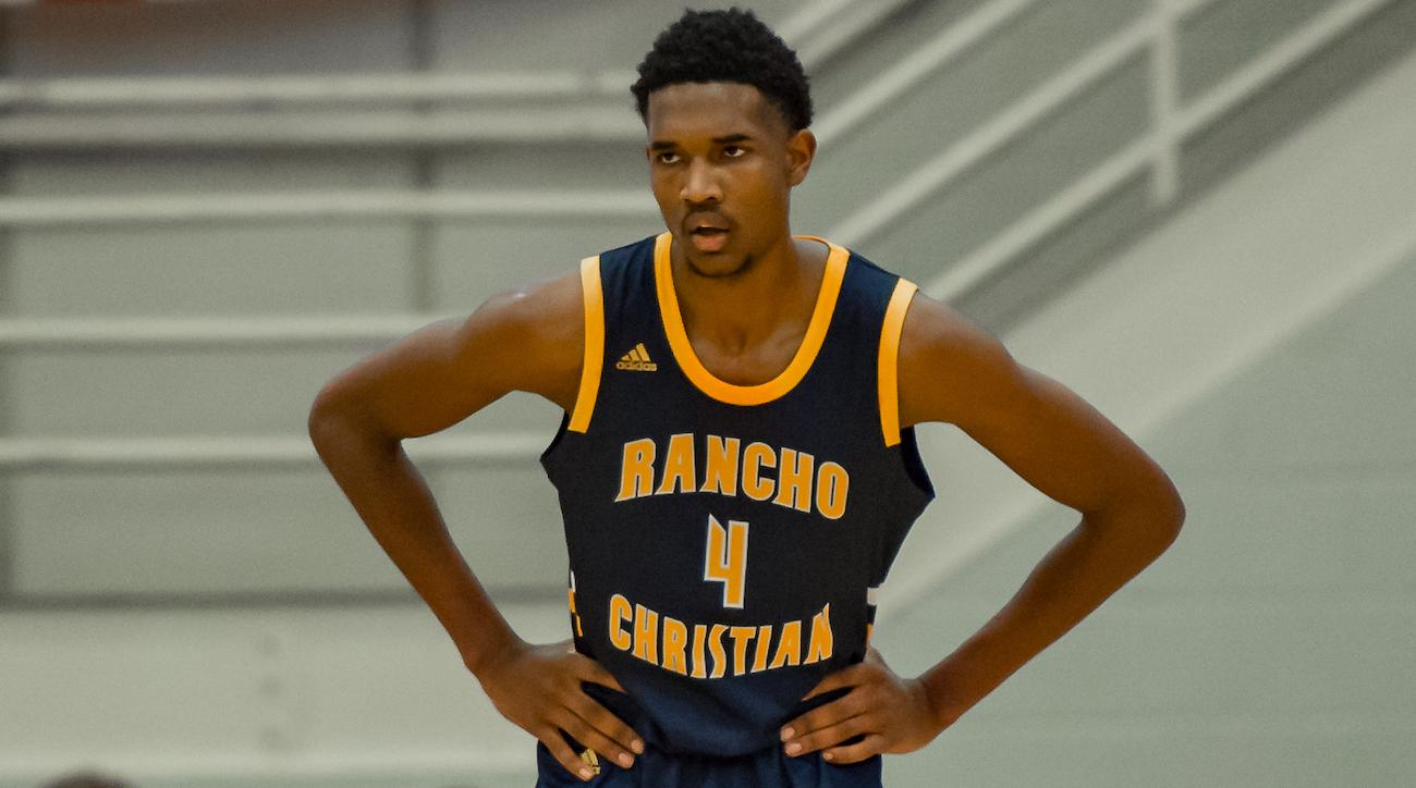 Usc Basketball Schedule 2020 Evan Mobley to USC: Trojans land top recruit in 2020 class | SI.com