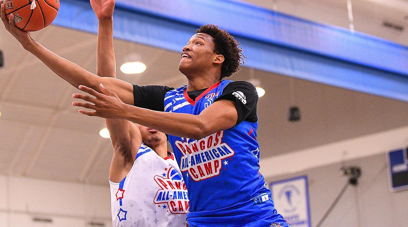 Duke basketball 2019 Wendell Moore recruiting