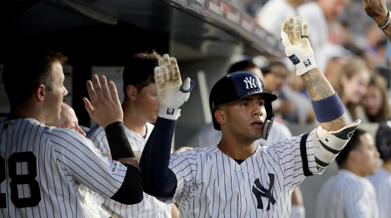 Keeping Track of All the Yankees' Injury Woes As Playoff Race Continues