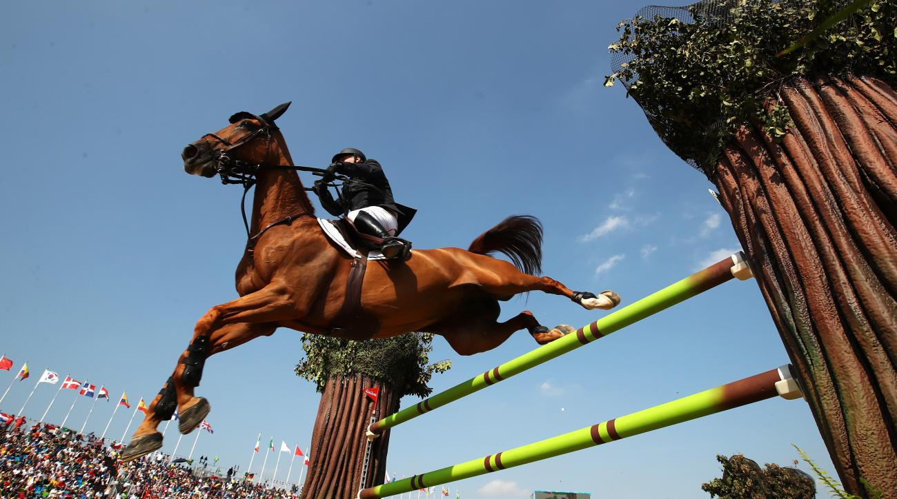 olympics, George H Morris, wire, United States Center for SafeSport, United States Equestrian Federation