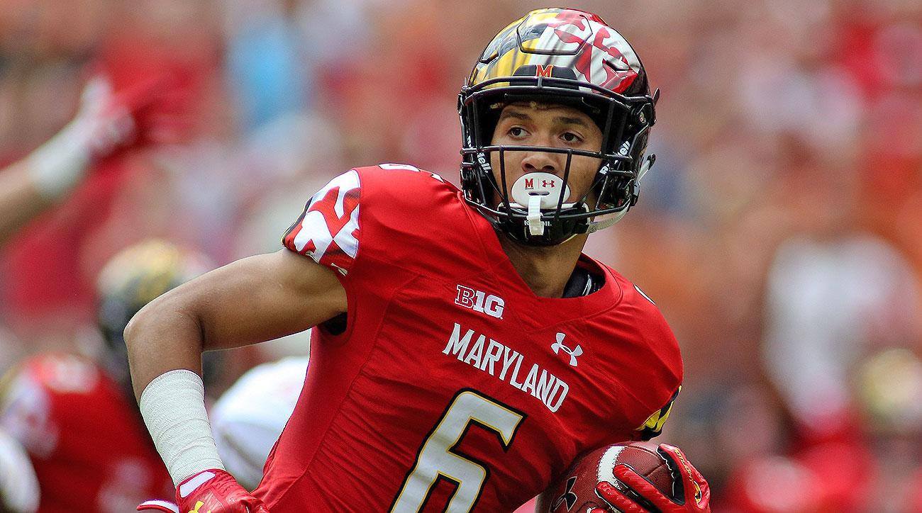 Maryland football Jeshaun Jones injury 2019