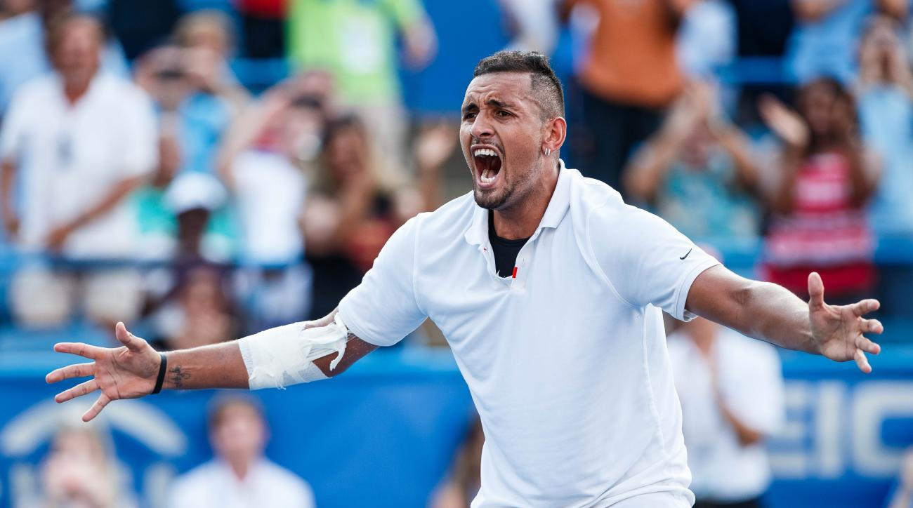 Image result for kyrgios