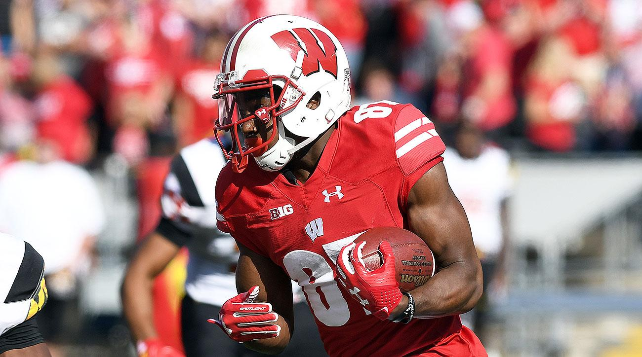 Wisconsin football Quintez Cephus not guilty sexual assault potential return 2019