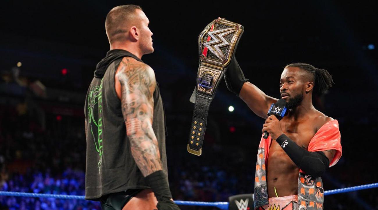 WWE wrestling news: SummerSlam preview with Kofi Kingston