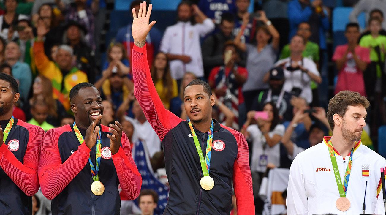 USA Basketball Declines Carmelo Anthony's Request to Join Team For FIBA World Cup