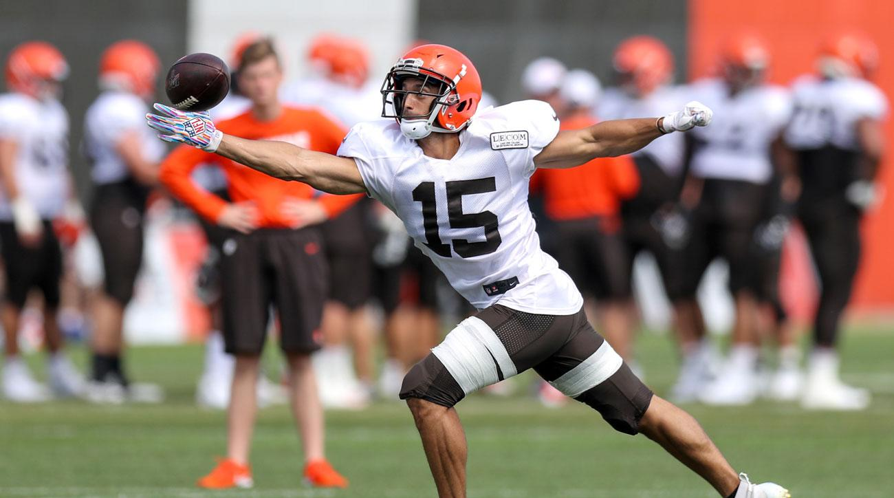 Browns Receiver Who Talked His Way Into a Tryout Returns Punt 86 Yards for TD