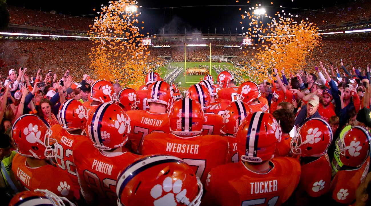 Clemson football: Tigers violated NCAA confetti rules