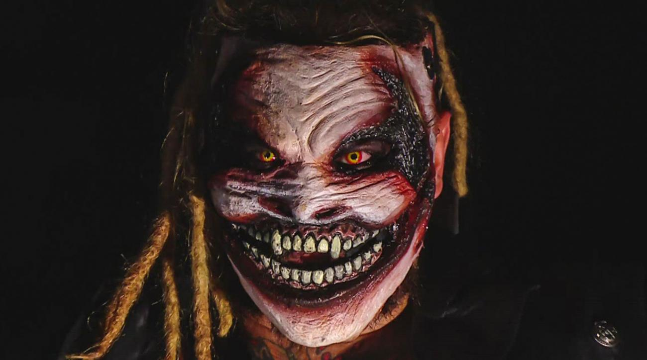 Watch Bray Wyatt's Insane WWE Summerslam Entrance