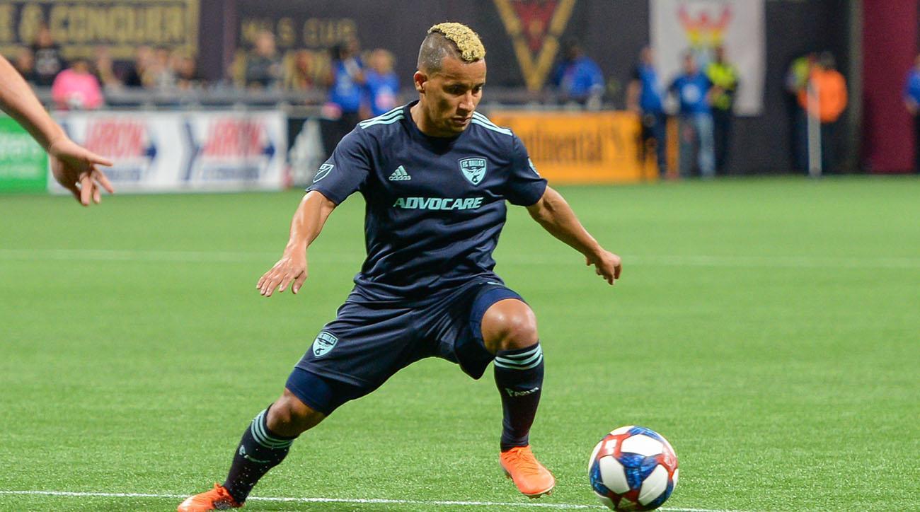 SOCCER: APR 20 MLS - FC Dallas at Atlanta United FC
