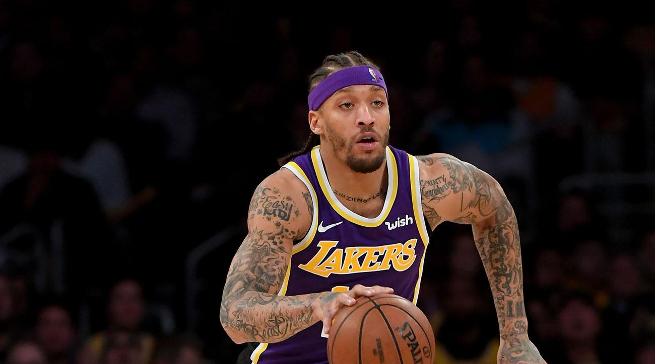 super popular dec3b 11ece Michael Beasley contract: Former No. 2 pick signs deal with ...
