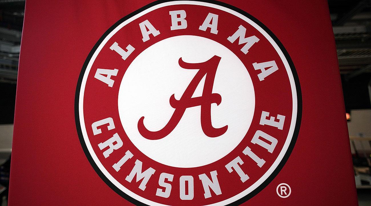 Alabama Trey Sanders injury football logo updates