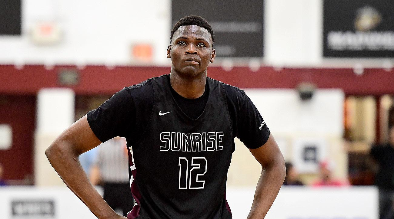 OR men's basketball signs 5-star center N'Faly Dante