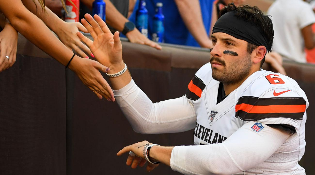 Baker Mayfield:'People want to see the Browns lose because