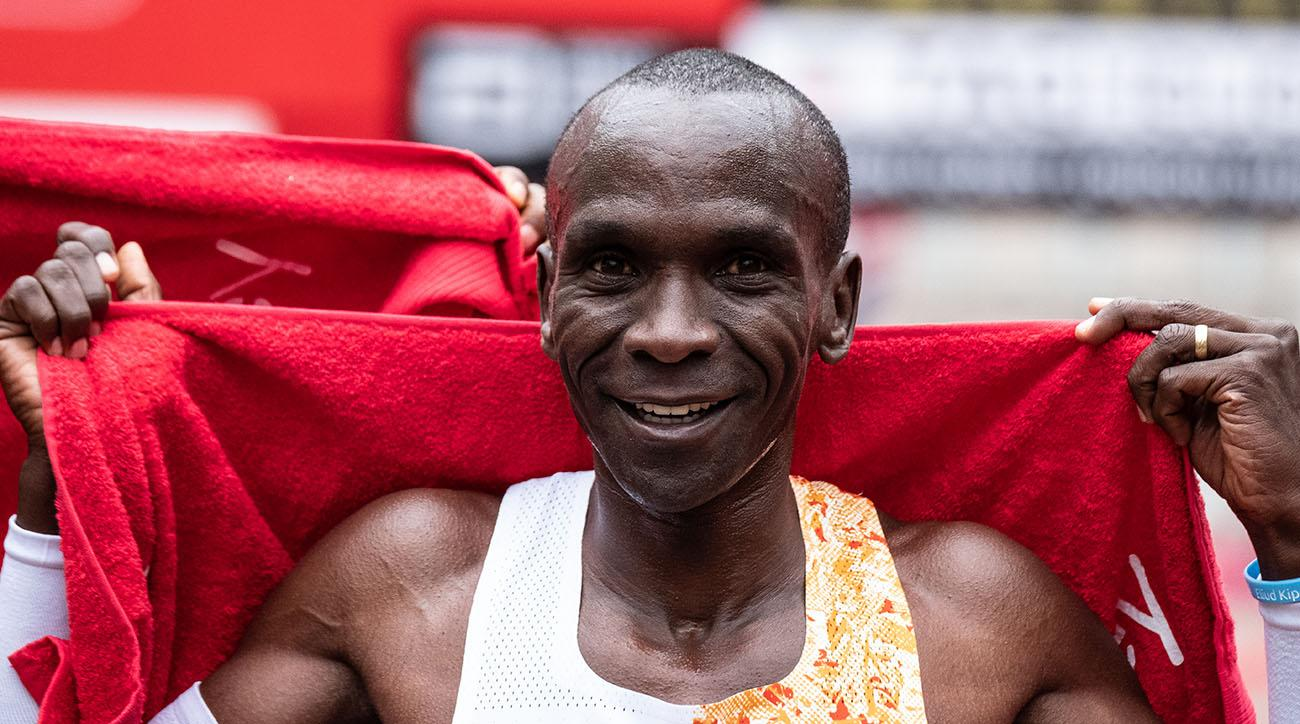 Eliud Kipchoge: Running Under Two Hours for the Marathon Is Like the Moon Landing
