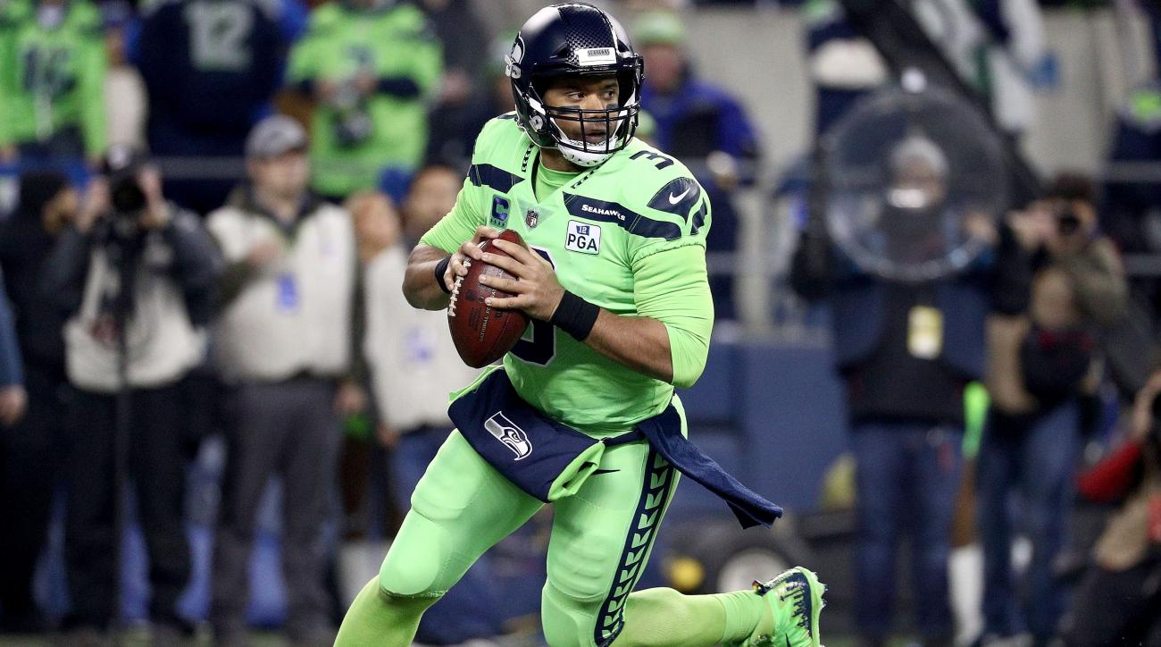 Russell Fantasy Football Si Wilson Profile com 2019