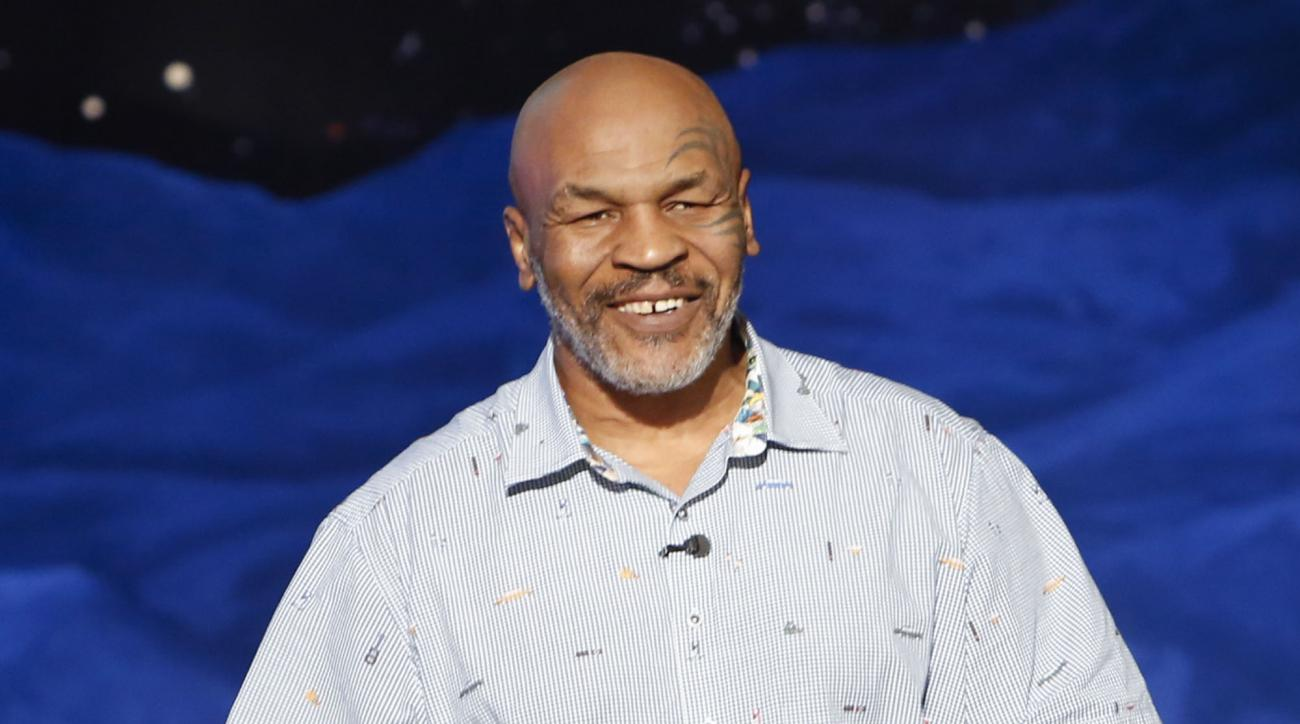 Mike Tyson smokes $40,000 in weed every month at his ranch