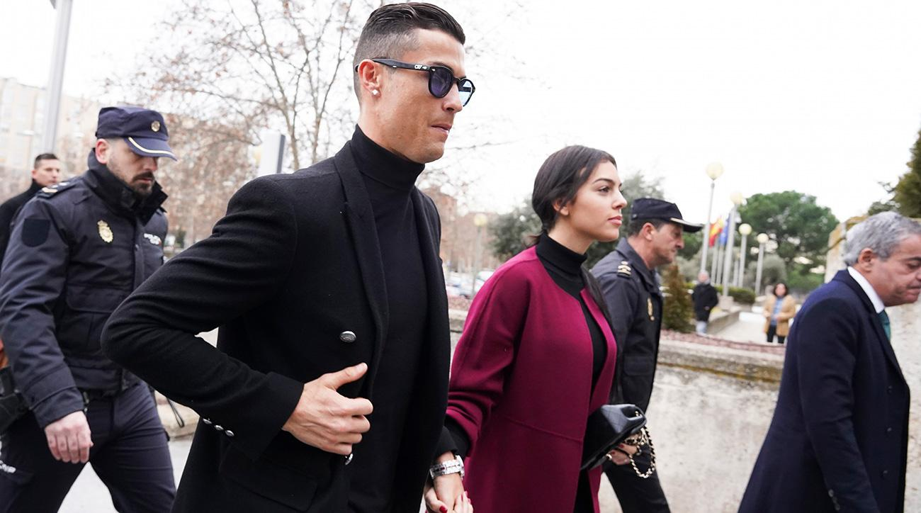 Cristiano Ronaldo's Lawyers Want Lawsuit to Go to Private Arbitration
