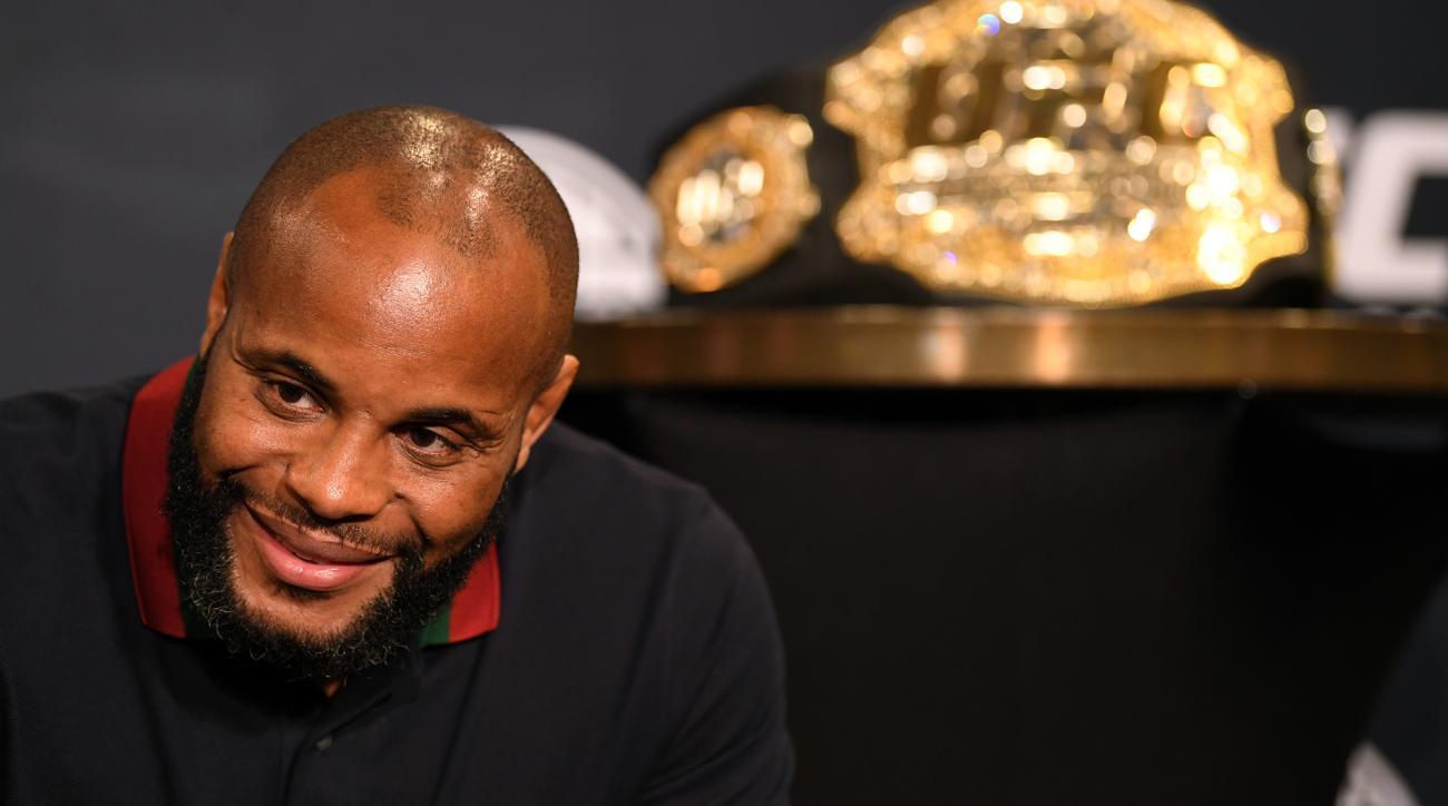 Q&A: Daniel Cormier on UFC 241 Fight Against Stipe Miocic