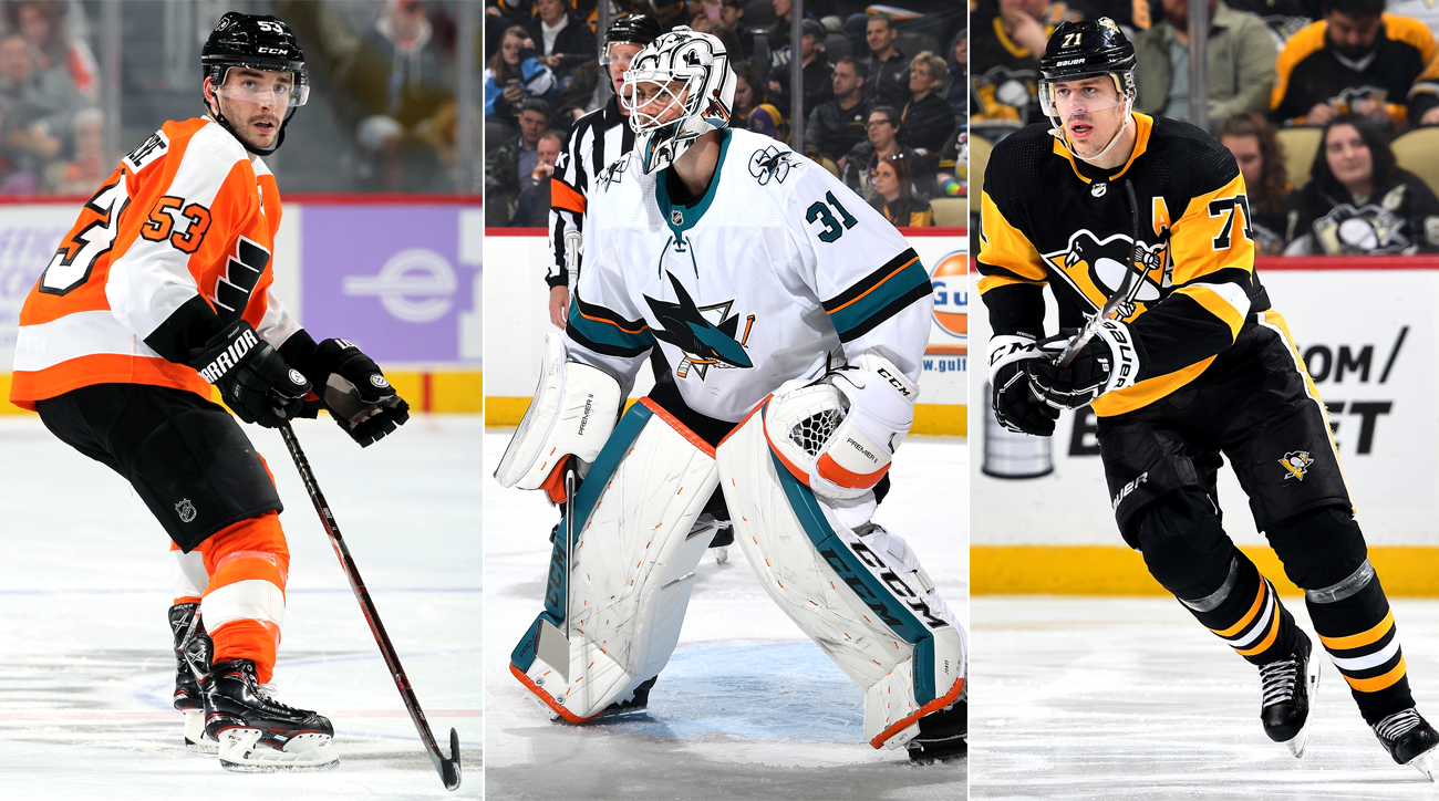 NHL Fantasy Bounce-Back Candidates for 2019–20