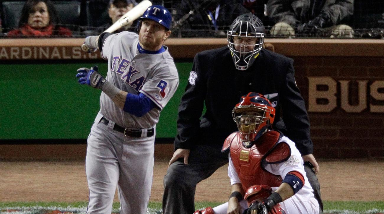 Josh Hamilton Says Holy Spirit Spoke to Him Before 2011 World Series Home Run