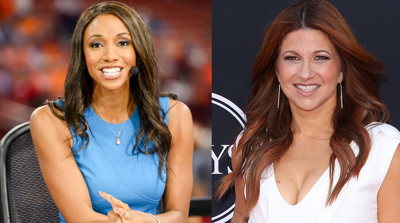 Report: Rachel Nichols, Maria Taylor to Host ESPN's NBA Countdown