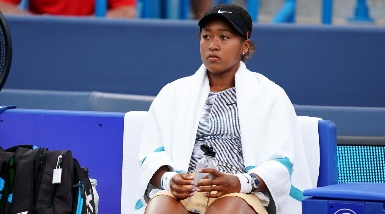 Naomi Osaka's Injury at Cincinnati Puts US Open Title Defense in Question
