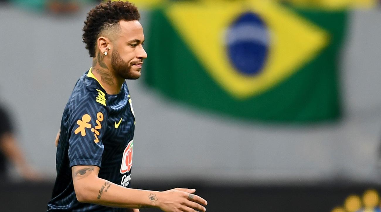 Brazilian Police Indict Neymar's Rape Accuser for Extortion, Fraud