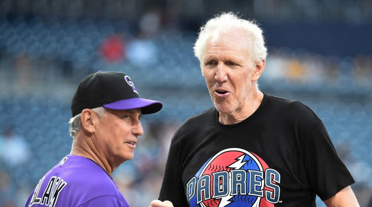 Weekend Hot Clicks: Bill Walton Remains Undefeated