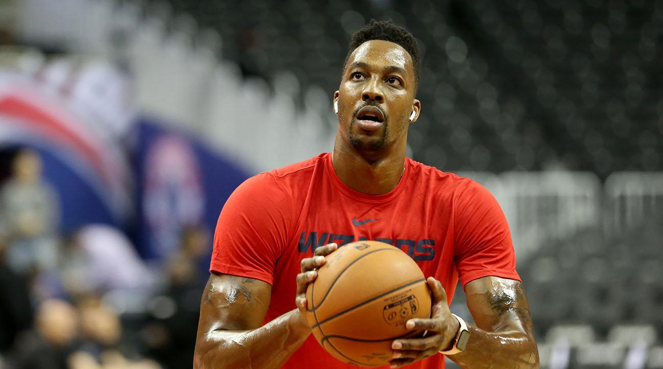 Sources: Lakers Interested in Dwight Howard to Fill Void at Center