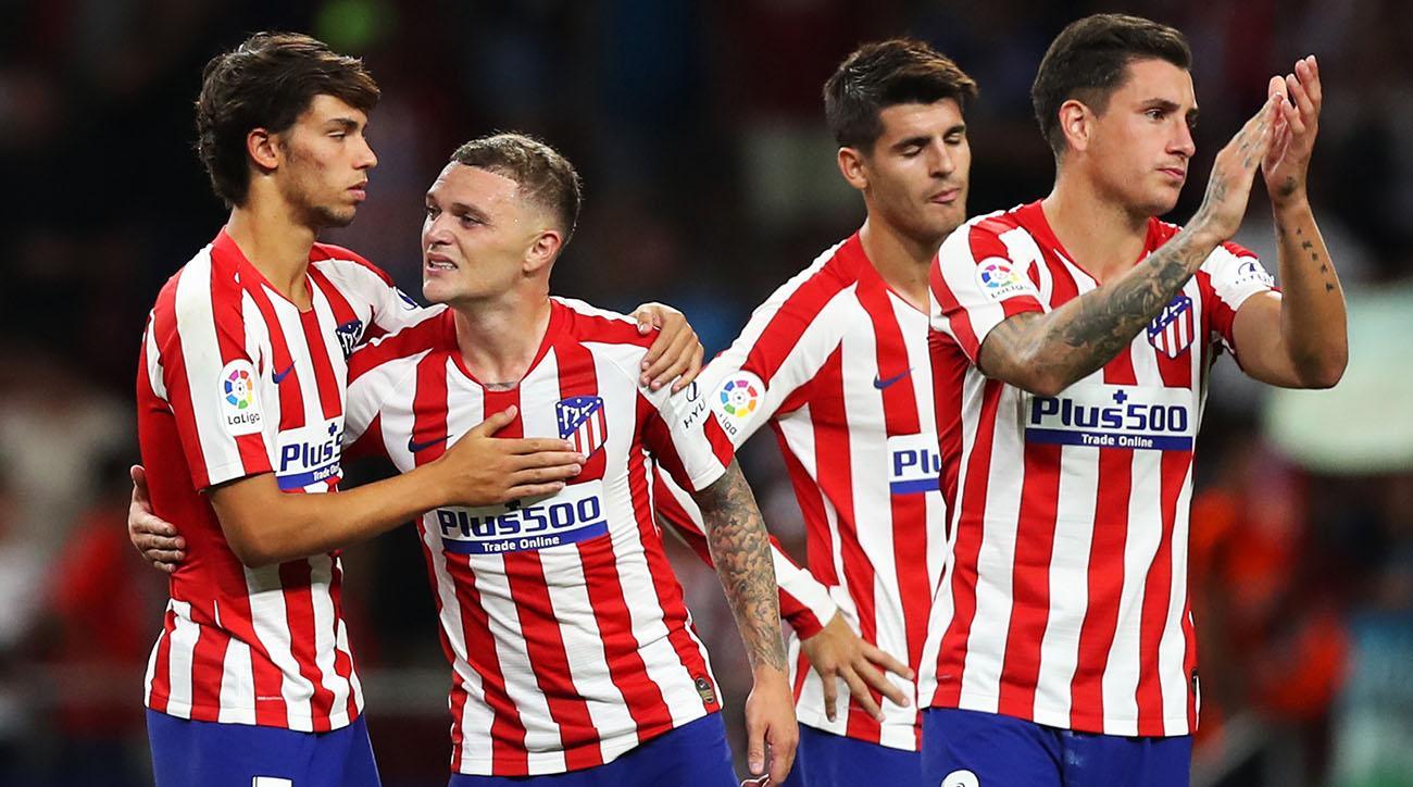 Alvaro Morata Goal Sees Revamped Atlético Squad Get Off to Winning Start in La Liga