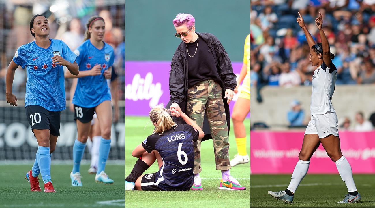 The NWSL season hits its home stretch