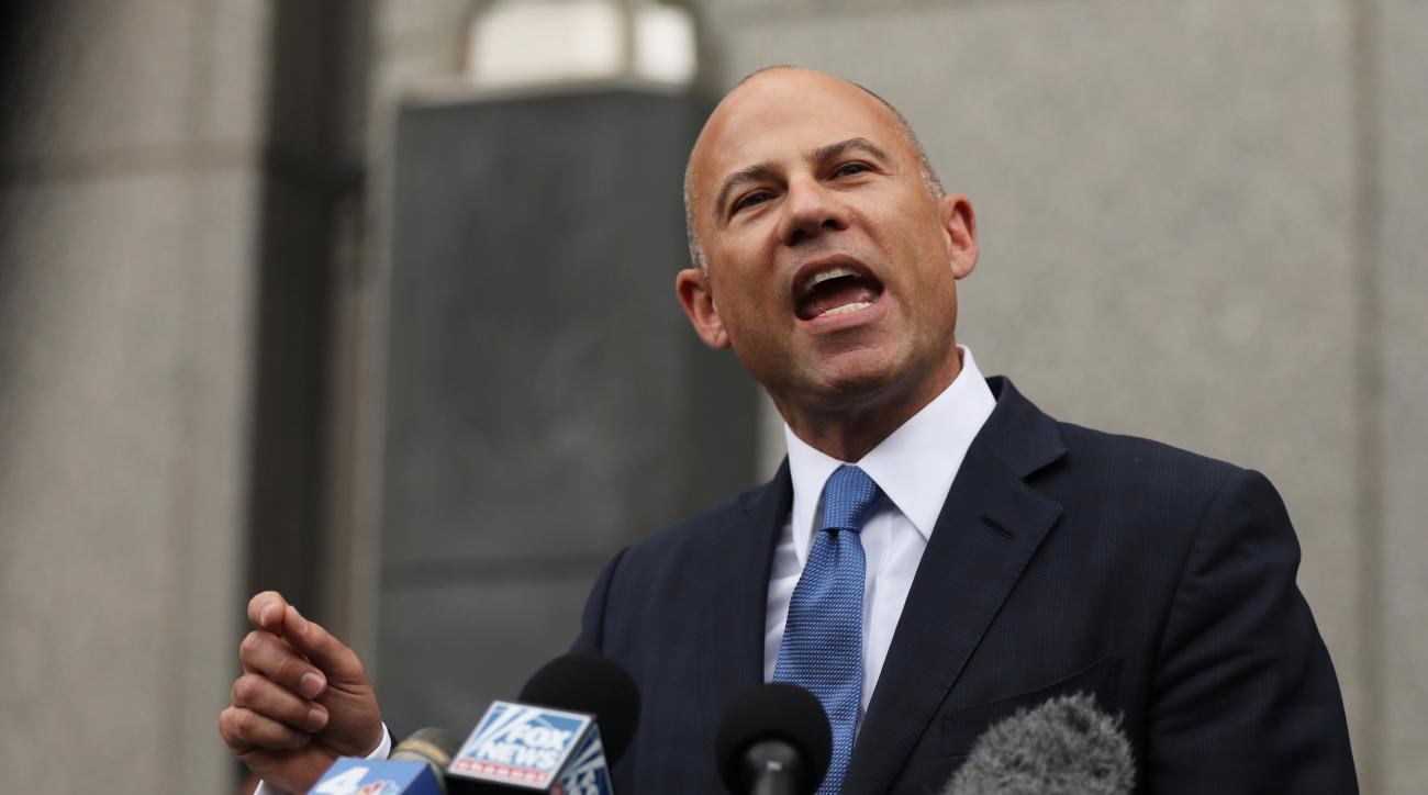 How the Michael Avenatti Case Could Disrupt the Basketball World