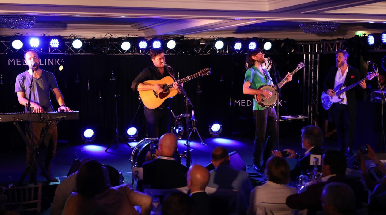 Mumford & Sons concert leeaves field unplayable