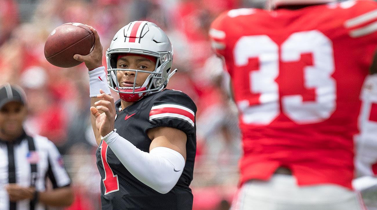 Justin Fields Officially Named Ohio State's Starting Quarterback
