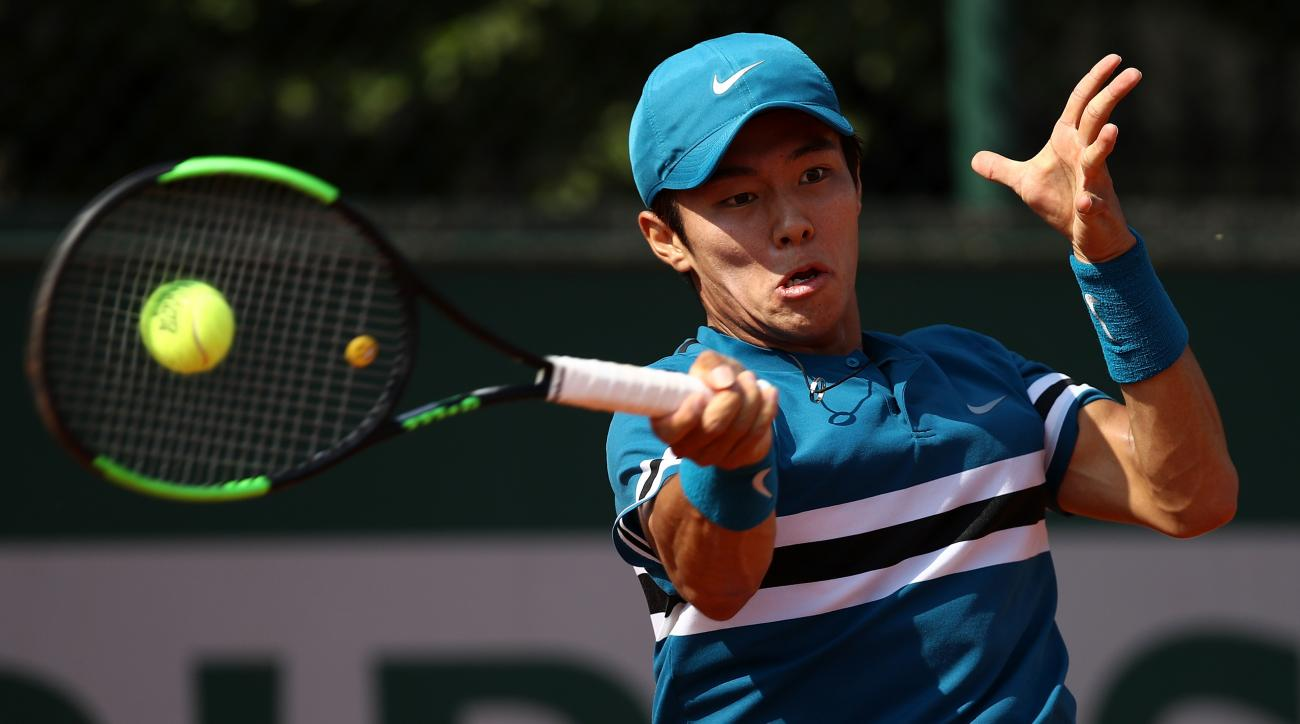 Lee, Deaf Player Wins ATP Match