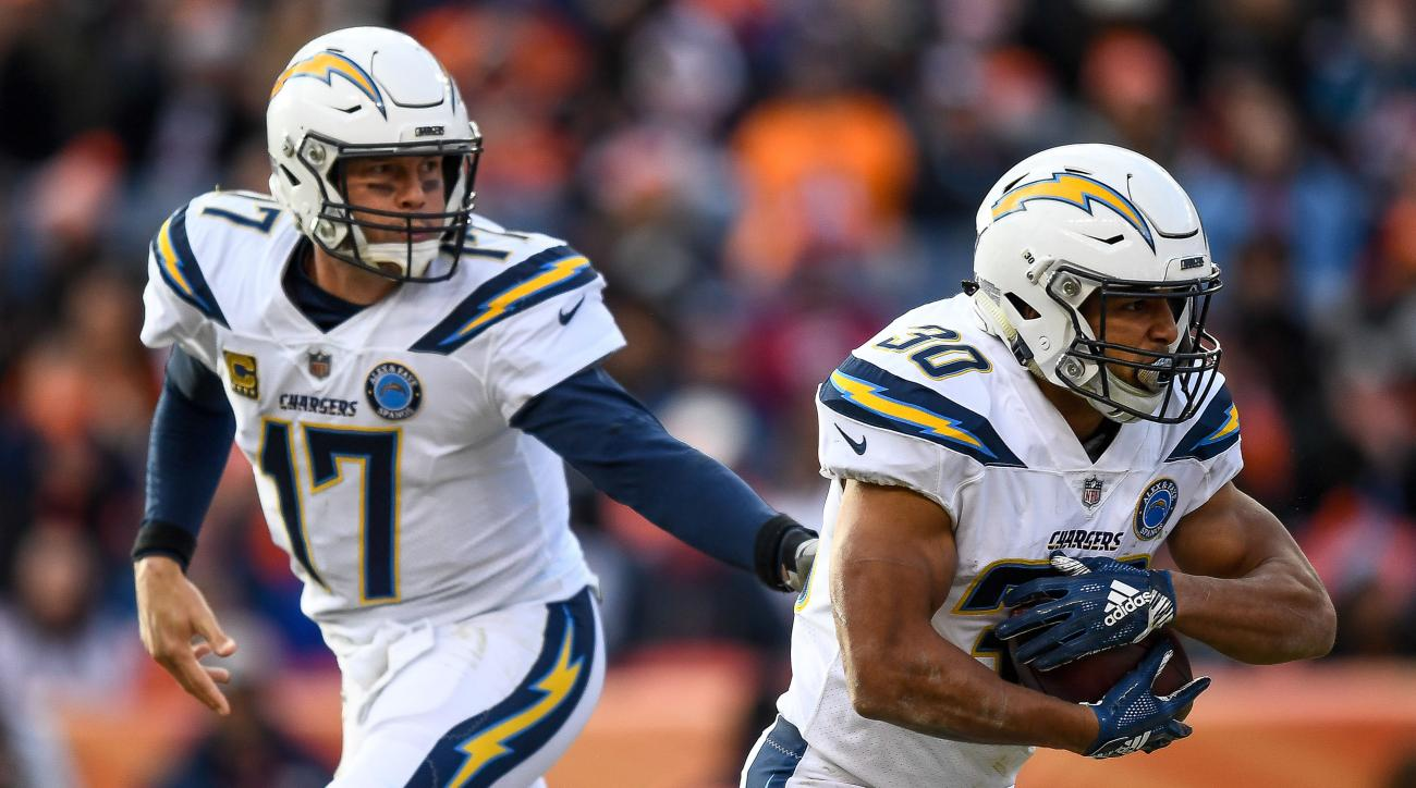 Los Angeles Chargers v Denver Broncos