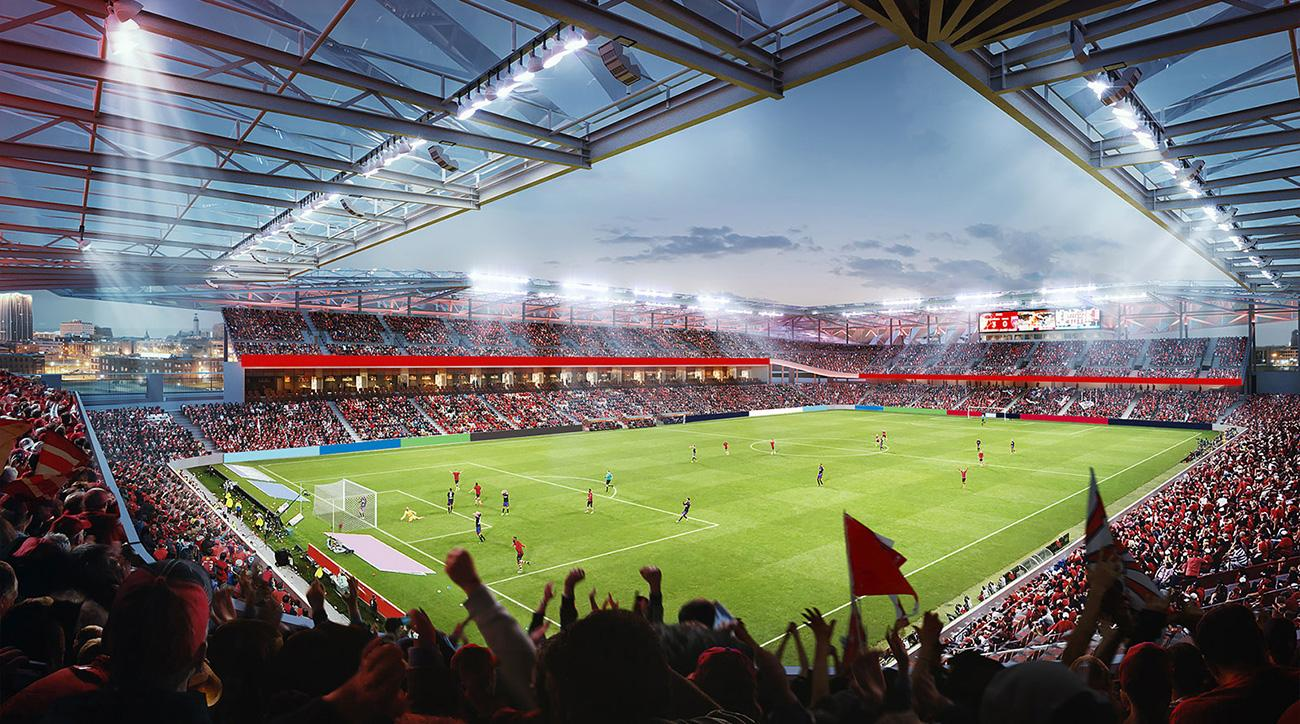 Major League Soccer makes St. Louis expansion franchise official