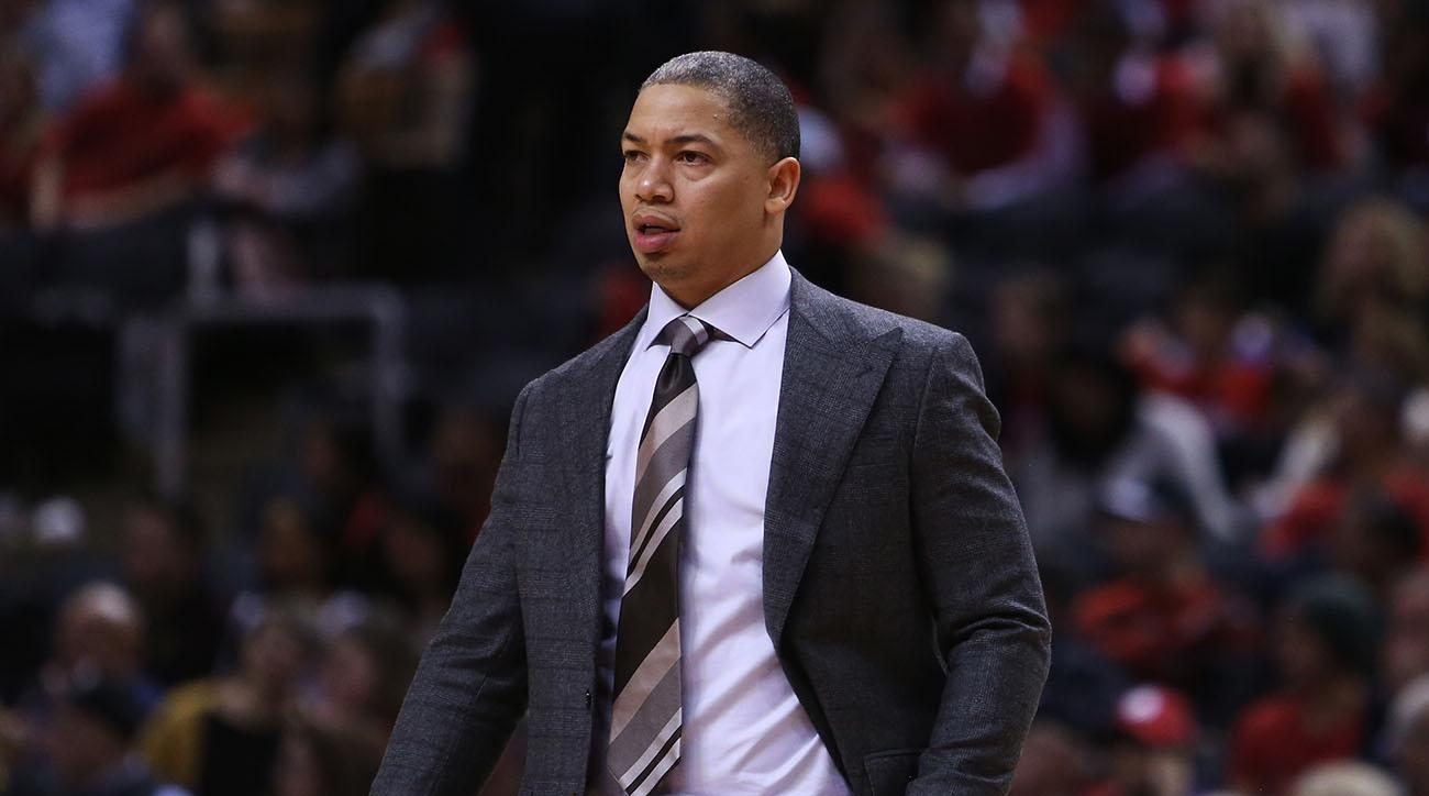 Report: Tyronn Lue Agrees to Deal With Clippers as Top Assistant Coach