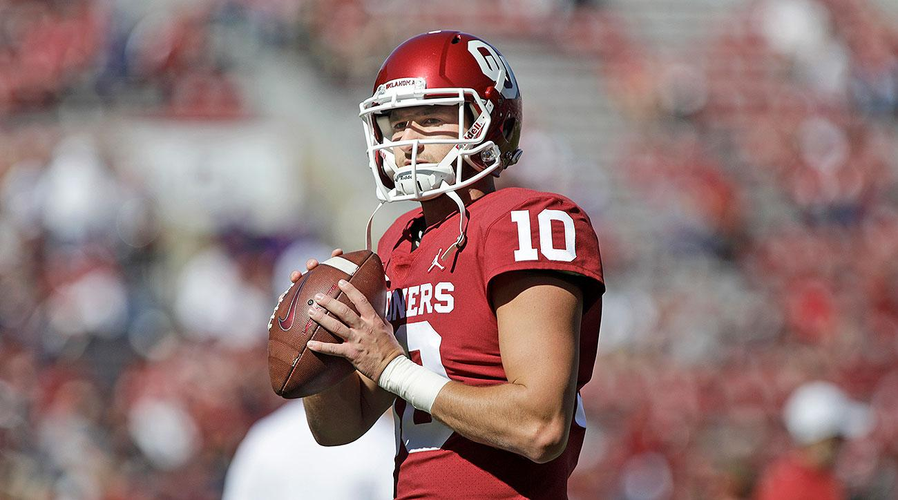 WVU football Austin Kendall Starting QB Oklahoma