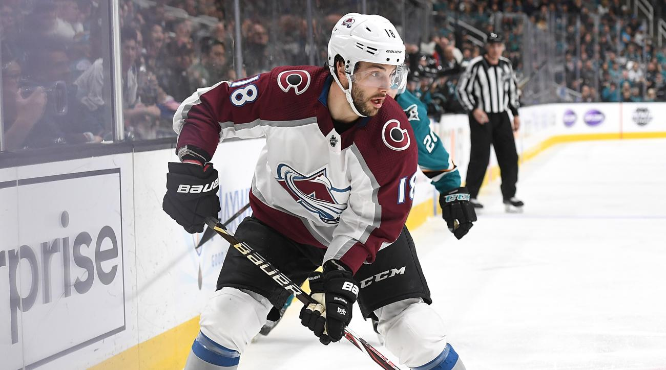 Colorado Avalanche v San Jose Sharks - Game Seven