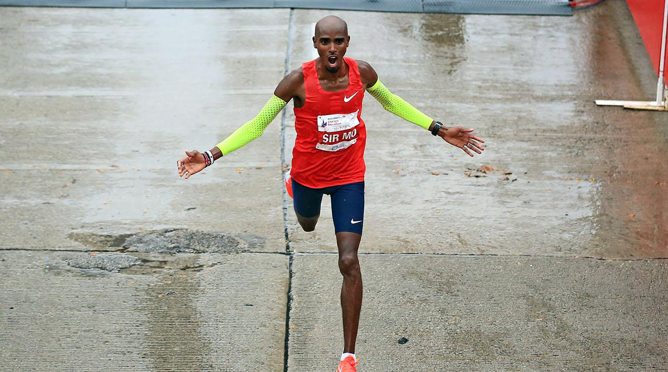 Mo Farah Still Undecided on 2019 Worlds as Chicago Marathon Approaches