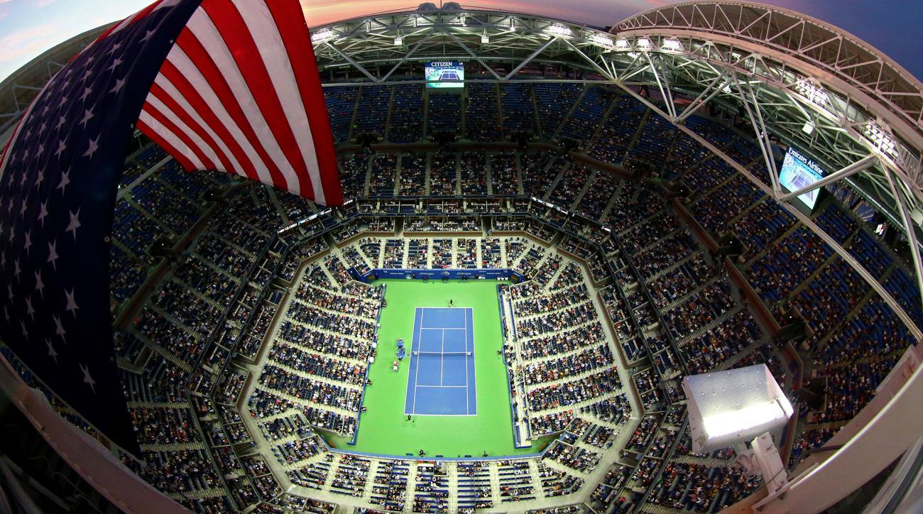 Состав участников US Open среди мужчин в этом году стал самым молодым за последние 5 лет на Шлемах