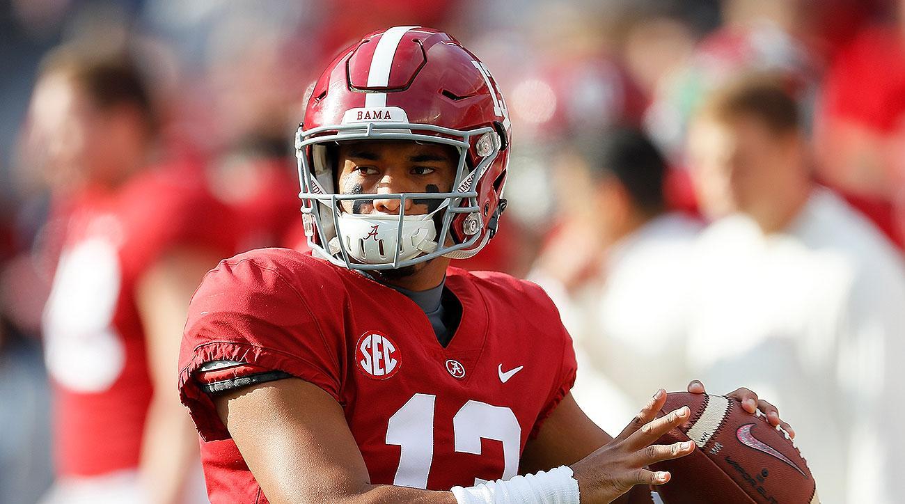 Alabama football Tua Tagovailoa season preview 2019